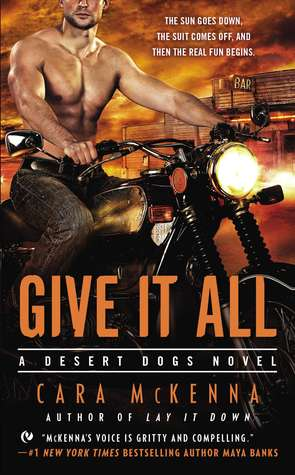 {Review} Give It All by Cara McKenna