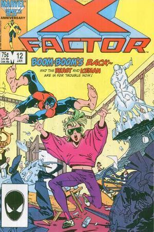X-Factor #12