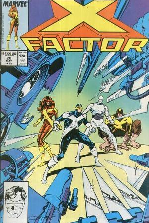 X-Factor #28