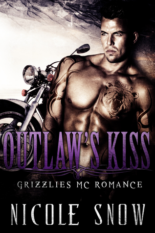 Outlaw's Kiss (Grizzlies MC #1)