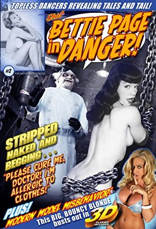 Bettie Page In Danger # 2