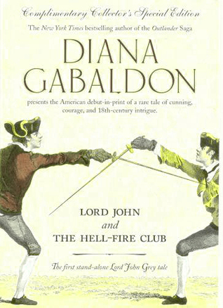 Lord John and the Hellfire Club (Lord John Grey, #0.5)