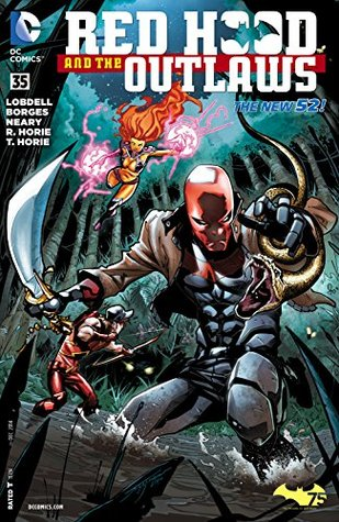 Red Hood and the Outlaws (2011-) #35
