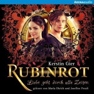 Rubinrot (Liebe geht durch alle Zeiten, #1)