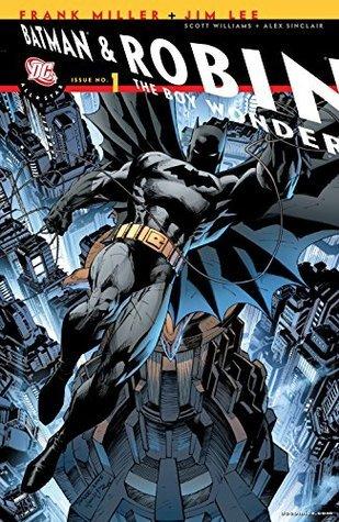 All-Star Batman & Robin the Boy Wonder #1