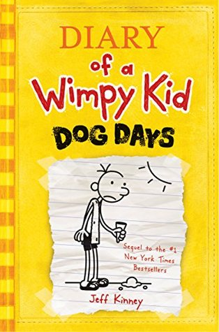 Dog Days: Diary of a Wimpy Kid V4