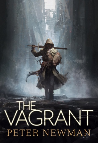 The Vagrant Series by Peter Newman thumbnail