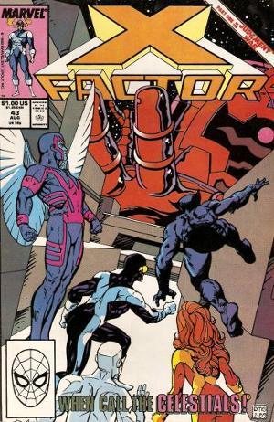 X-Factor #43