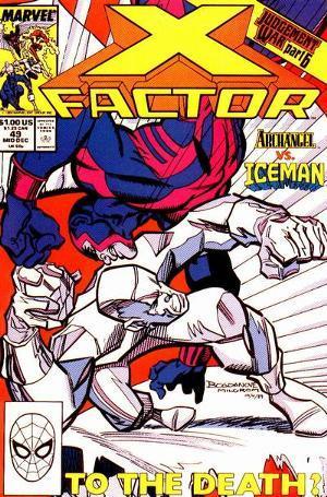 X-Factor #49