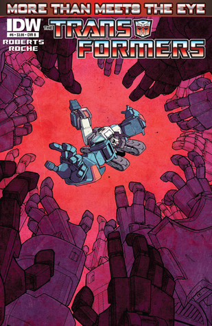 The Transformers: More Than Meets The Eye #6