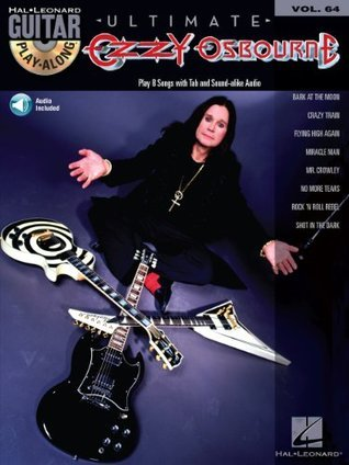 Ozzy Osbourne Songbook: Guitar Play-Along Volume 64