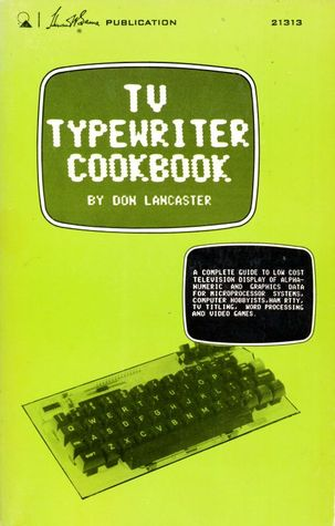 TV Typewriter Cookbook