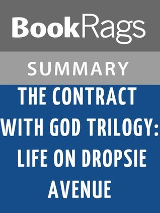 The Contract with God Trilogy: Life on Dropsie Avenue by Will Eisner l Summary & Study Guide