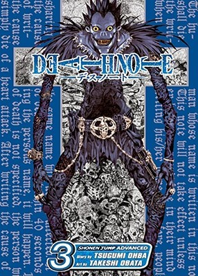 Death Note, Vol. 3: Hard Run (Death Note, #3)