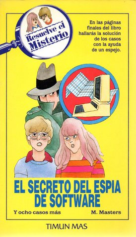 El secreto del espía de software by M. Masters