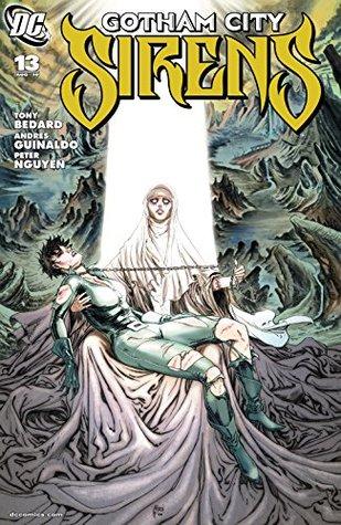 Gotham City Sirens #13