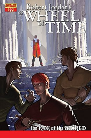 Robert Jordan's Wheel of Time: Eye of the World #14