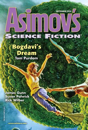 Asimov's Science Fiction, September 2014 (Asimov's Science Fiction, #464)