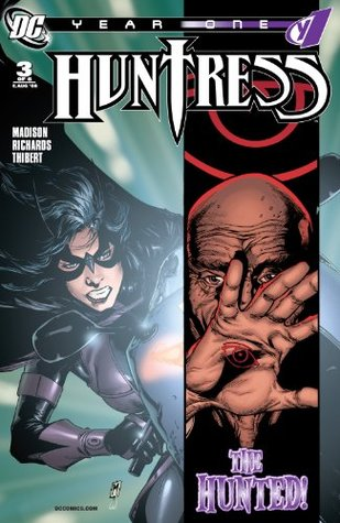 Huntress: Year One #3