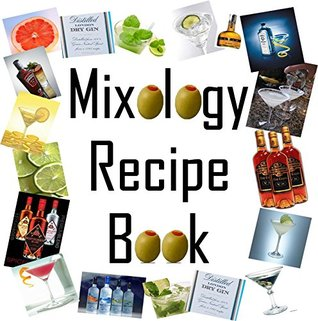 Mixology Recipe Book