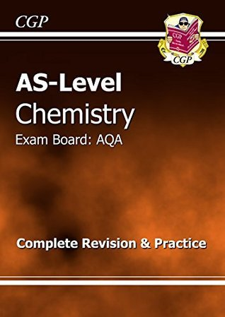 AS-Level Chemistry AQA Complete Revision & Practice