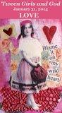 'Tween Girls and God - LOVE!