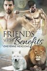 Friends With Benefits (Shifter Hardball, #1)