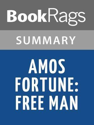 Amos Fortune: Free Man, by Elizabeth Yates | Summary & Study Guide