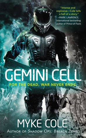 Gemini Cell(Shadow Ops [Publication Order] 4)