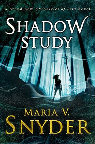 Shadow Study (Soulfinders, #1)