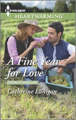 A Fine Year for Love  (Shores of Indian Lake #3)