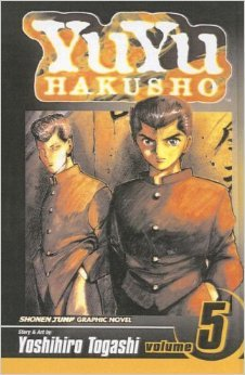 Ebook Yuyu Hakusho, Volume 5 by Yoshihiro Togashi DOC!