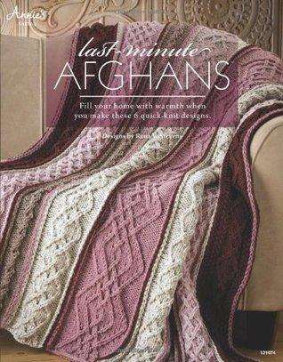 Last-Minute Afghans
