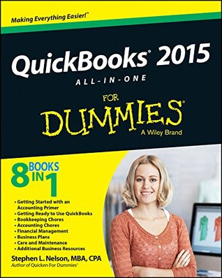 QuickBooks 2015 All-in-One For Dummies
