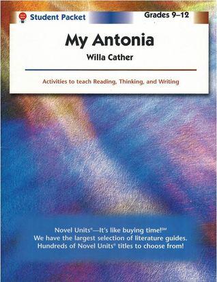 My Antonia Student Packet