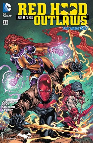 Red Hood and the Outlaws (2011-) #33