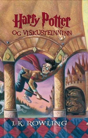 Harry Potter og viskusteinninn  (Harry Potter, #1)