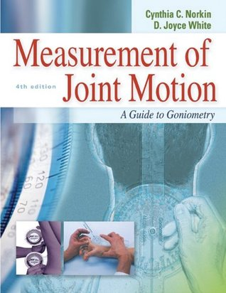 Measurement Of Joint Motion: A Guide To Goniometry Download Pdf