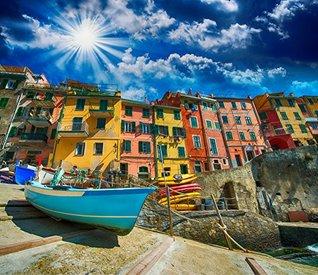 Dramatic Coastal Scenery of Cinque Terre