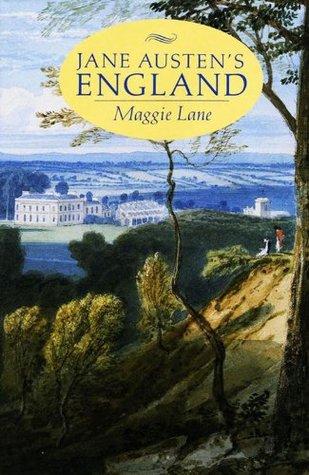 Jane Austen's England cover