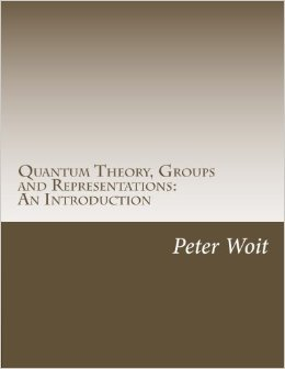 Quantum Theory, Groups and Representations: An Introduction