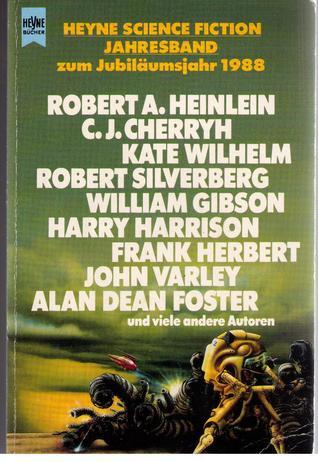 Heyne Science Fiction Jahresband zum Jubiläumsjahr 1988