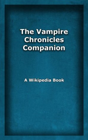 the-vampire-chronicles-companion