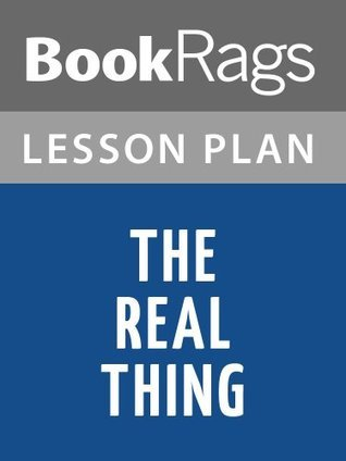 The Real Thing by Tom Stoppard Lesson Plans