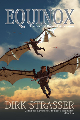 equinox the second book of ascension strasser dirk