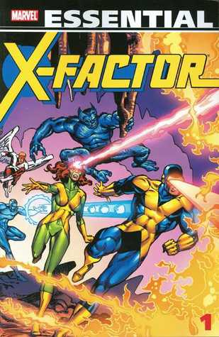 Essential X-Factor, Vol. 1