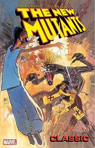 New Mutants Classic Vol. 4 (New Mutants by Chris Claremont