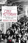 Only Yesterday: A...