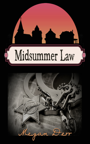 Midsummer Law by Megan Derr