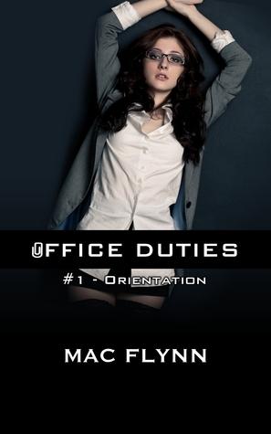 Office Duties #1 (Demon Paranormal Romance)